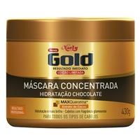 Máscara Concentrada Niely Gold Chocolate