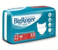 Fralda Geriátrica Big Rogger Plus