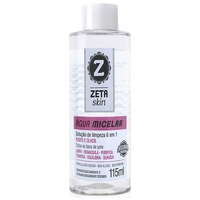 Água Micelar Zeta Skin