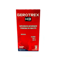 Gerotrex H3 Polivitamínico