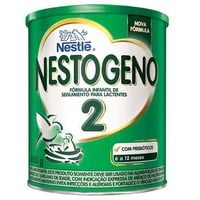 Fórmula Infantil Nestlé Nestogeno 2 lata, 400g