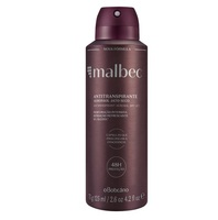 Desodorante Antitranspirante Masculino Malbec