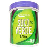 Suco Verde Nutrends Detox