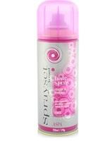 Spray Fixador de Cabelo Aspa SpraySet