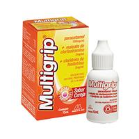 Multigrip Solução Oral