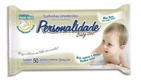 Lenços Umedecidos Personalidade Baby