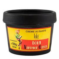 Creme Alisante Lola Vintage Girls