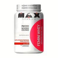 Whey Protein Max Titanium Femini Whey