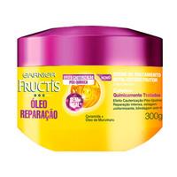 Creme de Tratamento Fructis Óleo Reparação Pós-Química