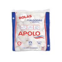 Bolas de Algodão Apolo