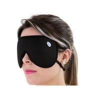 Máscara de Repouso Famara Infravermelho Bioativa tamanho único, preto