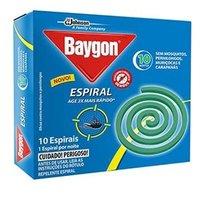Repelente Baygon Espiral