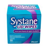 Lenços Umedecidos Systane Lid Wipes