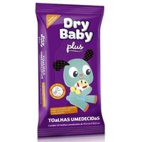 Toalhas Umedecidas Dry Baby Plus