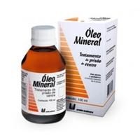 Óleo Mineral - União Química