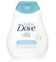 Condicionador Baby Dove Hidratação Enriquecida