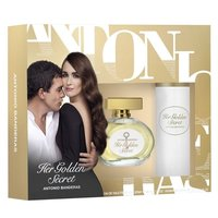 Kit Feminino Antonio Banderas Her Golden Secret