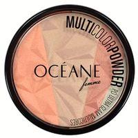 Pó 3 em 1 Océane Multicolor Powder Ultra Glam