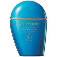 Base Shiseido UV Protective Liquid Foundation