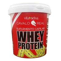 Whey Protein Suplemento Capilar Vita Seiva Cavalo Real