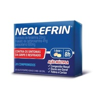 Neolefrin Comprimido