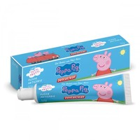 Gel Dental Dentalclean Peppa Pig com Flúor