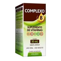 Suplemento de Vitaminas Complexo B Arte Nativa
