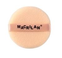 Esponja de Maquiagem Veludo Macrilan
