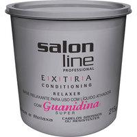 Creme de Relaxamento Salon Line Extra Conditioning Relaxer com Guanidina