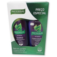 Kit Phytoervas Antiqueda