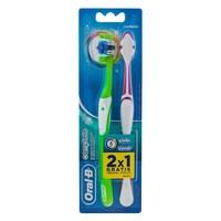 Escova Dental Oral-B Complete 5 Ações de Limpeza