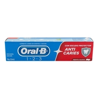 Creme Dental Oral-B Anti Caries