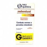 Mebendazol Comprimido