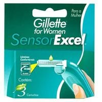 Carga Gillette Sensor Excel For Women