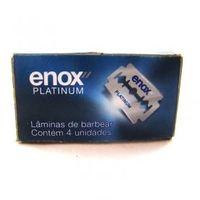 Lâmina de Barbear Enox Platinum
