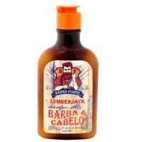 Shampoo Barba e Cabelo Lumberjack Barba Forte