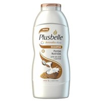 Shampoo Plusbelle Leite Coco e Quinoa