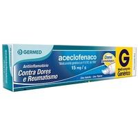 Aceclofenaco Creme