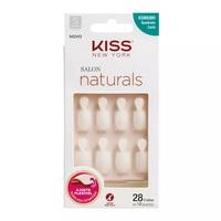 Unhas Postiças Kiss New York Salon Naturals