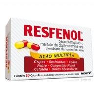 Resfenol Cápsula