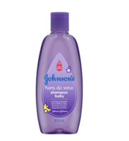 Shampoo Johnson's Baby Hora do Sono