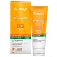 Protetor Facial Photoage OC Antioleosidade