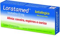 Loratamed Comprimido
