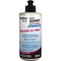 Creme de Pentear S.O.S Bomba de Vitaminas Salon Line