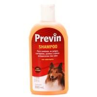Shampoo Previn Antipulgas e Carrapatos