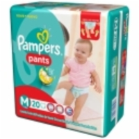 Fralda Pampers Pants