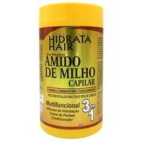 Máscara Capilar Hidrata Hair Amido de Milho
