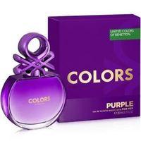 Perfume Feminino Benetton Colors Purple