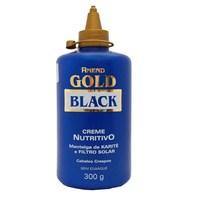 Creme Nutritivo de Pentear Amend Gold Black