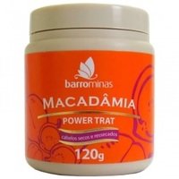 Vitamina Power Trat Barrominas Macadâmia
